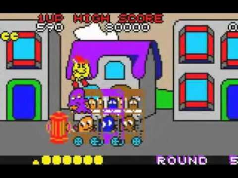 Pac-Land Atari