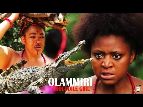 Olammiri The Crocodile Girl Season 2 - Rigena Daniels 2017 Latest Nigerian Movie