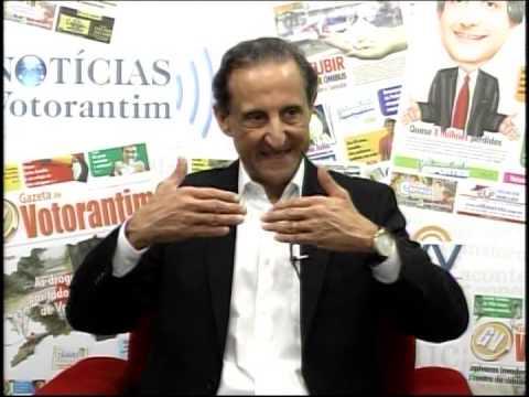 Debate dos Fatos na TV Votorantim Paulo Skaf