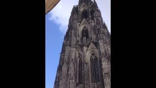 Fronleichnam 2013: Großes Dom-Geläut In Köln (Decke Pitter)