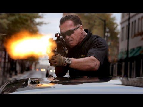 SABOTAGE Official HD Trailer Premiere With Arnold Schwarzenegger