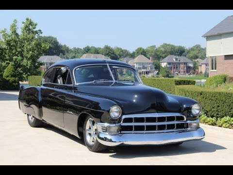 1949 Cadillac 2 Door Fastback Street Rod Classic Muscle Car for Sale in MI Vanguard Motor Sales