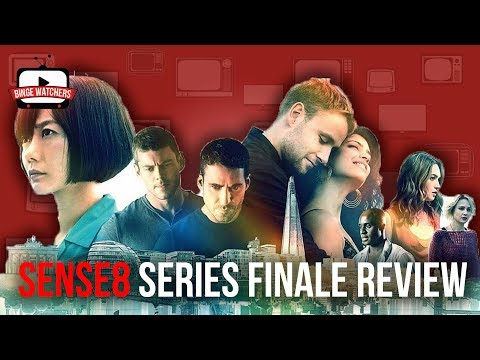 SENSE8 Series Finale Review - Can't Believe It's Over!