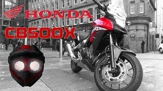 5. 2016 Honda CB500X | Test Ride