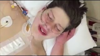 Watch Teen Emotionally Wake Up from Heart Transplant: 'I Can Breathe!'