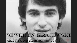 Video Seweryn Krajewski - Każdy swoje dziesięć minut ma (Tekst) MP3, 3GP, MP4, WEBM, AVI, FLV Desember 2018