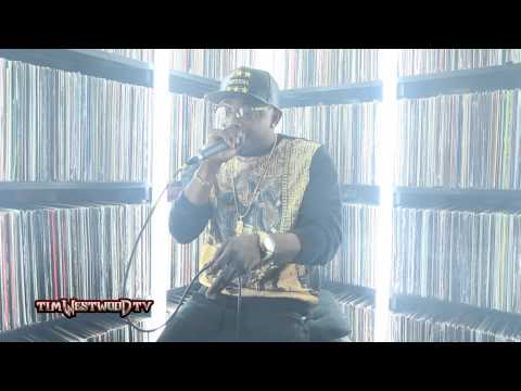 Sean Tizzle Freestyle - Westwood Crib Session