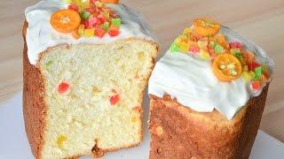 Творожный кулич с цукатами на всю семью ☆ Как испечь кулич в хлебопечке?