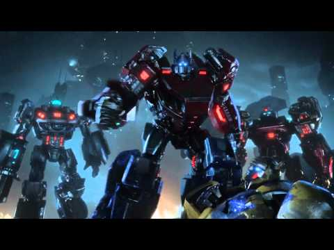 Transformers: Fall of Cybertron - VGA 2011