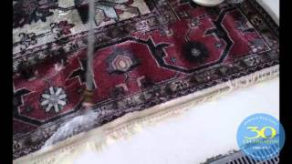 How to Clean Oriental Rugs in Palm Beach