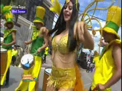 TVC Carnaval TVC -  ¡Arranca el carnaval de Tegucigalpa! (видео)