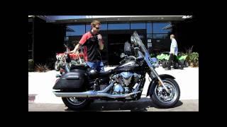 1. FBC - 2010 Yamaha V-Star 1300 Tourer