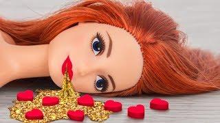 Video 16 Clever Barbie Hacks And Crafts MP3, 3GP, MP4, WEBM, AVI, FLV April 2019