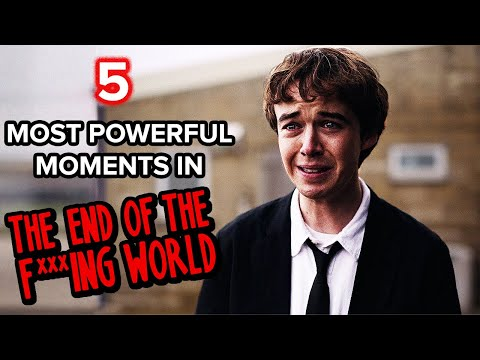 5 Most Powerful Moments In The End Of The F***ing World