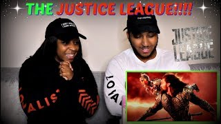 Video JUSTICE LEAGUE - Official Heroes Trailer REACTION!!! MP3, 3GP, MP4, WEBM, AVI, FLV Juni 2018