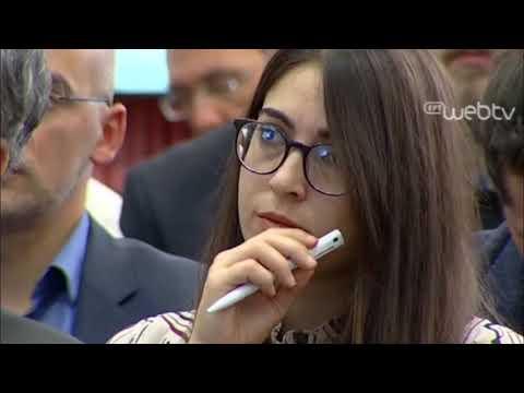 Ομιλία του Αλέξη Τσίπρα στους επιστήμονες του «Δημόκριτου» | 19/3/2019 | ΕΡΤ