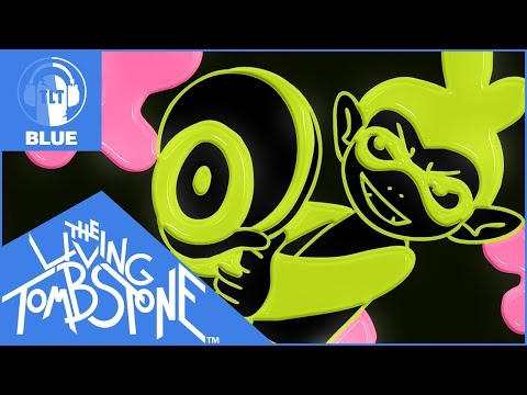 The Living Tombstone - Squid Melody [Blue Version] (Splatoon Original Track) (видео)