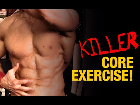 exercise - Work your core on every exercise by training like an athlete here http://athleanx.com/x/core-in-every-exercise Core workouts are often confused with ab workouts. It's easy to see why that...