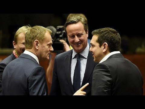 Πρεμιέρα με brexit στην κρίσιμη Σύνοδο Κορυφής των 28
