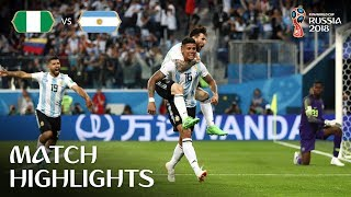 Video Nigeria v Argentina - 2018 FIFA World Cup Russia™ - Match 39 MP3, 3GP, MP4, WEBM, AVI, FLV Juli 2018