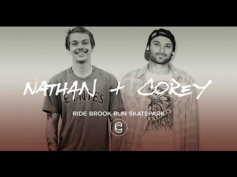 BMX - Corey Martinez & Nathan Williams at Brook Run Skatepark