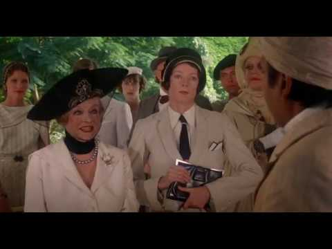 Maggie Smith #27 - Death on the Nile (1978) - Such a brilliant lack of complication