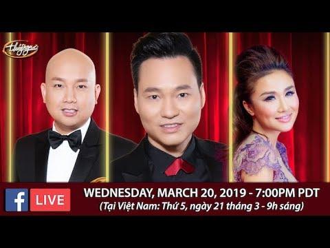 Livestream với Đình Bảo, Lam Anh, Thiên Tôn - March 20, 2019 - Thời lượng: 1 giờ, 9 phút.