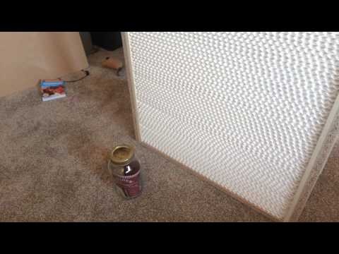 laminar - 2ft x 2ft laminar flow wall made at home. Some details: The manufacture of the cabinet should be pretty easy from MDF, once you get the filter. I got my filt...