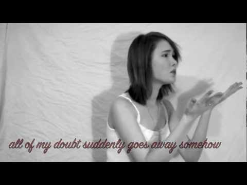 'A Thousand Years' by Christina Perry performed by Olivia Fray