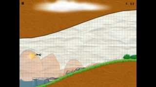 Wingsuit Stickman YouTube video