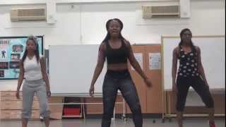 Dorobucci Dance Workout Video by Afri Fitness