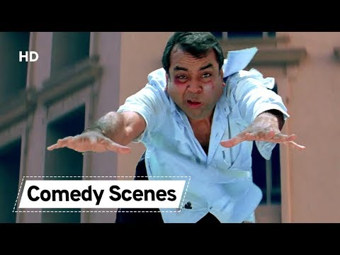 Comedy Scenes from Blockbuster Movie | Paresh Rawal | Akshay Kumar | Govinda | Bhagam Bhag