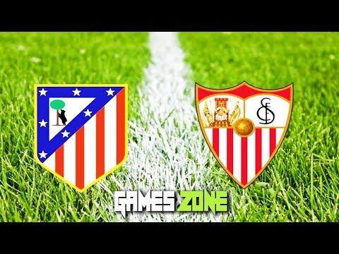 Video Atletico Madrid v Sevilla Live Stream | Spanish Copa Del Rey | 🎮Games Zone!! download in MP3, 3GP, MP4, WEBM, AVI, FLV January 2017