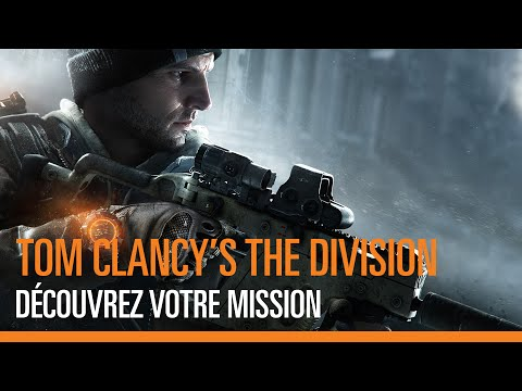 Tom Clancy's The Division en vidéo