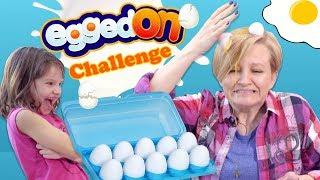 EggedOn, Hasbro - CHALLENGE