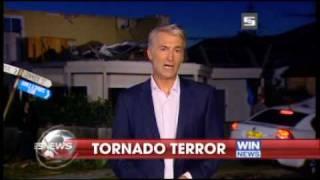 Lennox Head Australia  city pictures gallery : Lennox Head, Australia Tornado - Nine News (3rd June 2010)