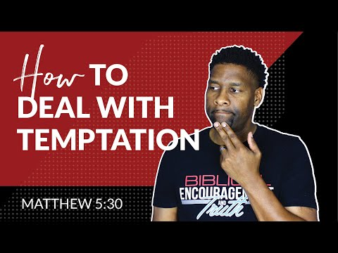 How to Resist Temptation as a Christian