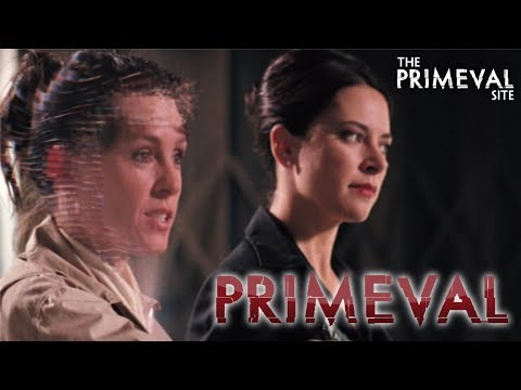 Primeval: Series 3 - Episode 9 - Eve Reveals Herself as Helen and Steals the Artifact (2009)