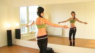 HIP LIFTS - BELLYDANCE ESSENTIALS 1 - learn how to dance with Coco! - YouTube