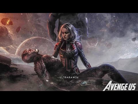 "AVENGERS 4 (2019) ""Avengers End Game"" MCU Tribute Trailer [FAN MADE]"