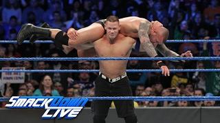 Nonton John Cena Vs  Randy Orton  Smackdown Live  Feb  7  2017 Film Subtitle Indonesia Streaming Movie Download