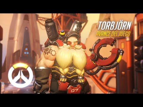 Gameplay de Torbjörn