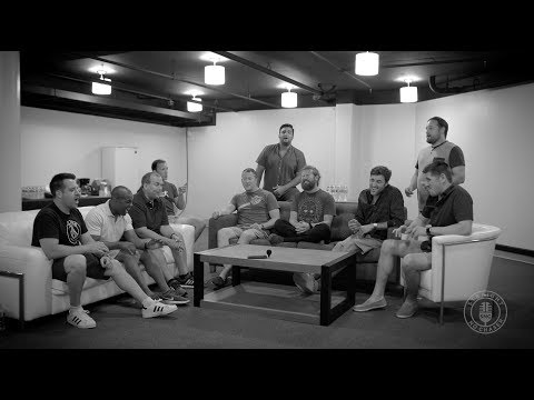 """Straight No Chaser featuring Casey Abrams - """"Creep"""" - Green Room Sessions Episode 1"""