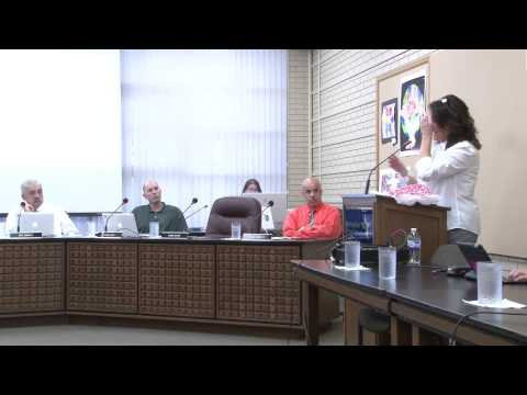 Springfield Public Schools Board Meeting July 20, 2015