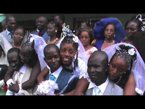 MARIAGE D'ABIDJAN 2013   (ONG LES NOCES ) PAR DEKOSS PRODUCTION