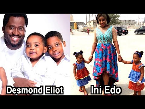 20 Nigerian Celebrities Who Welcomed Twins Children