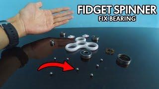 Video Fidget Spinner - Cara Memperbaiki Bearing Yang Rusak MP3, 3GP, MP4, WEBM, AVI, FLV Juli 2017