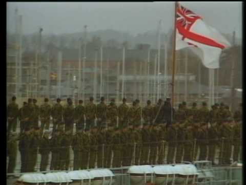 Falklands 1982 - Part 1 of 3