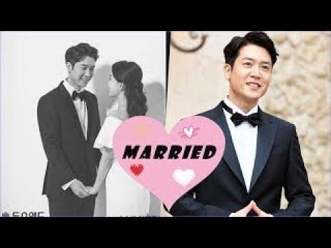 Jo Hyun Jae Gets Married