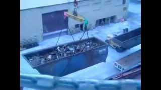Video Load Scrap Metal Into Bulk Cargo Ship Australia,2011.BJW MP3, 3GP, MP4, WEBM, AVI, FLV Oktober 2018